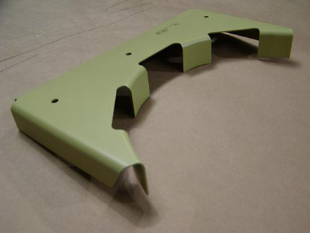 Sheet Metal Forming And Manufacturing And Services